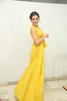 Taapsee Pannu looks mesmerizing in Yellow for her Telugu Movie Anando hma motion poster launch ~  Exclusive 067.JPG