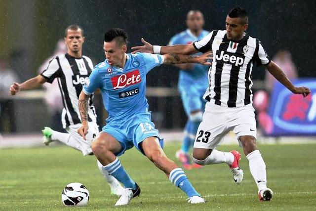 Prediksi Bola Juventus vs Napoli Liga Italia