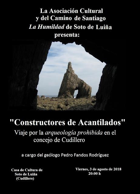 Conferencia Pedro Fandos, Caverminas, Soto de Luiña
