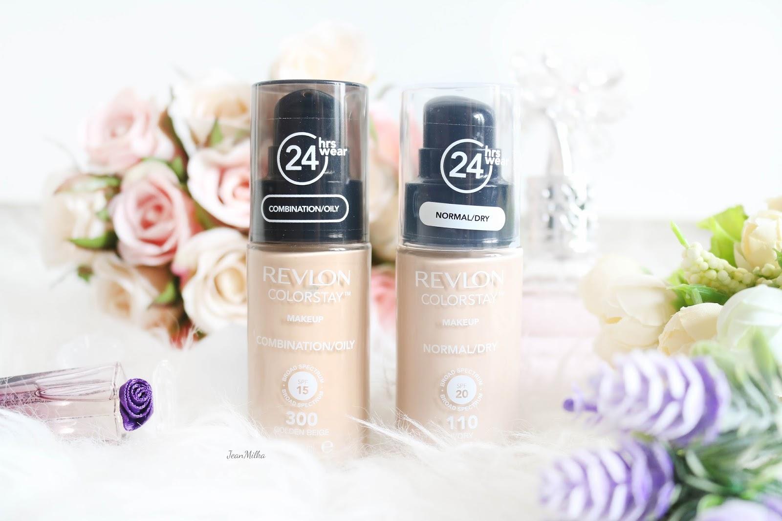 New Revlon Colorstay Makeup Combination Oily Normal Dry Review Foundations Foundation Ini Nggak Kalah Sama Liquid Dari Brand Ternama Lainnya Awalnya Punya Pump