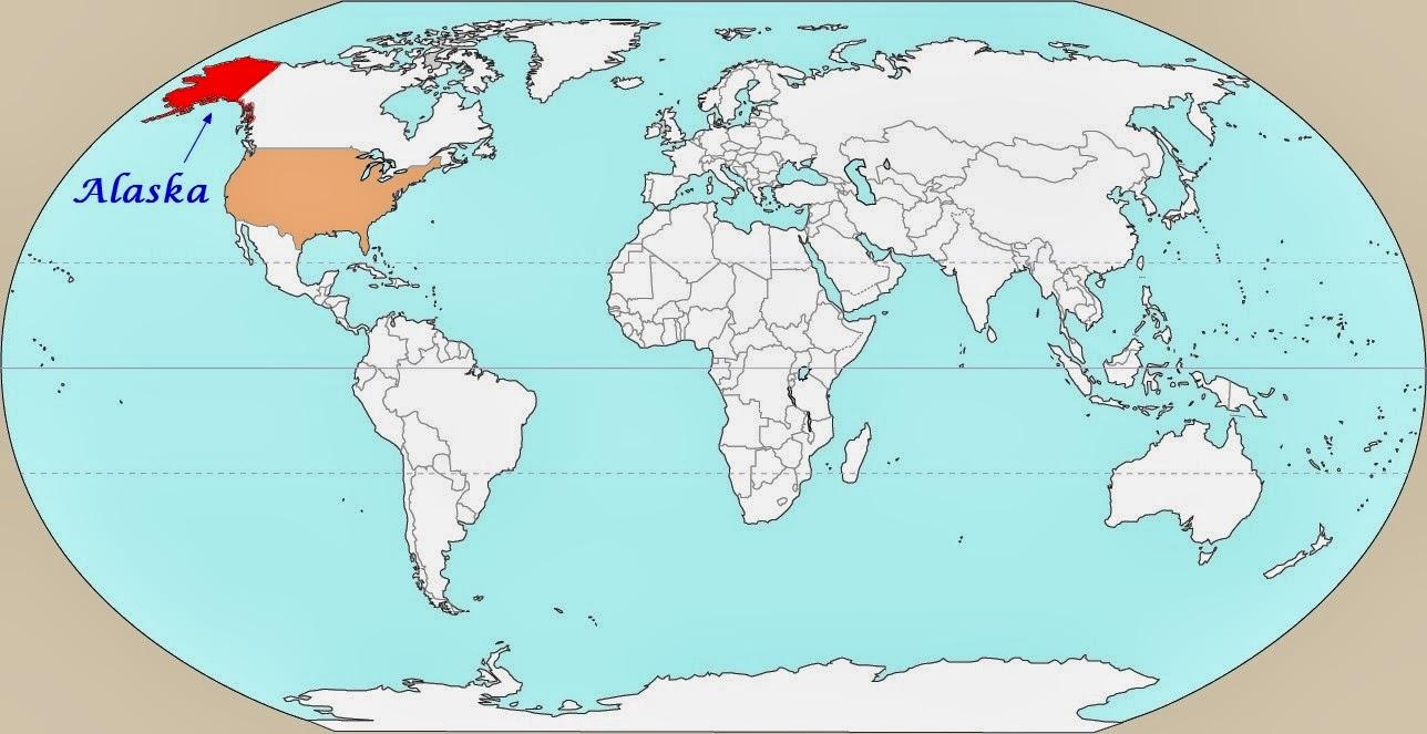 alaska carte du monde alaska carte du monde Archives   Voyages   Cartes
