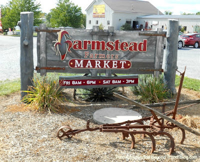 Farmstead Farmers Market in Palmyra Pennsylvania