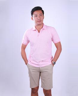 áo thun trơn màu hồng