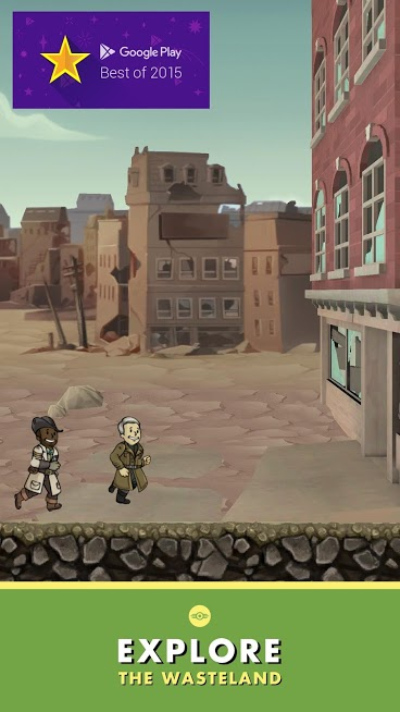 Fallout Shelter MOD MUITOS RECURSOS 1.14.4