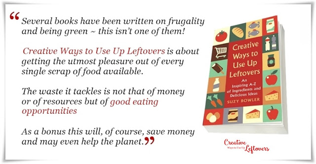 creative ways to use up leftovers cookbook