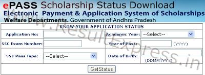 Epass Status Download