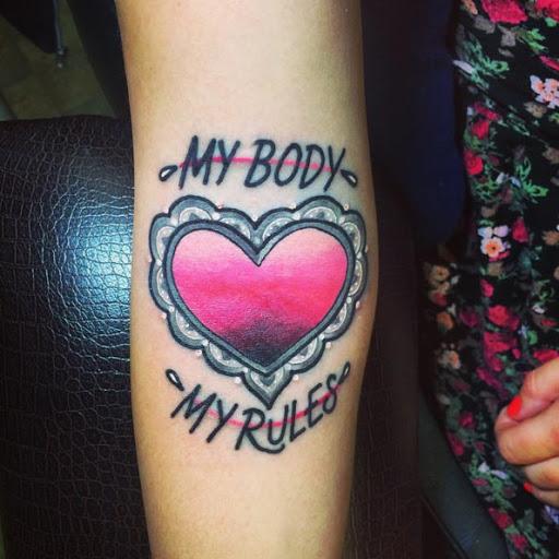 Meu corpo, minhas regras