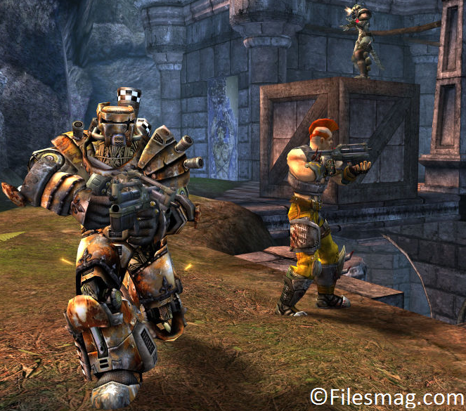 Unreal Tournament 2004 PC Game Download - PC Games ...