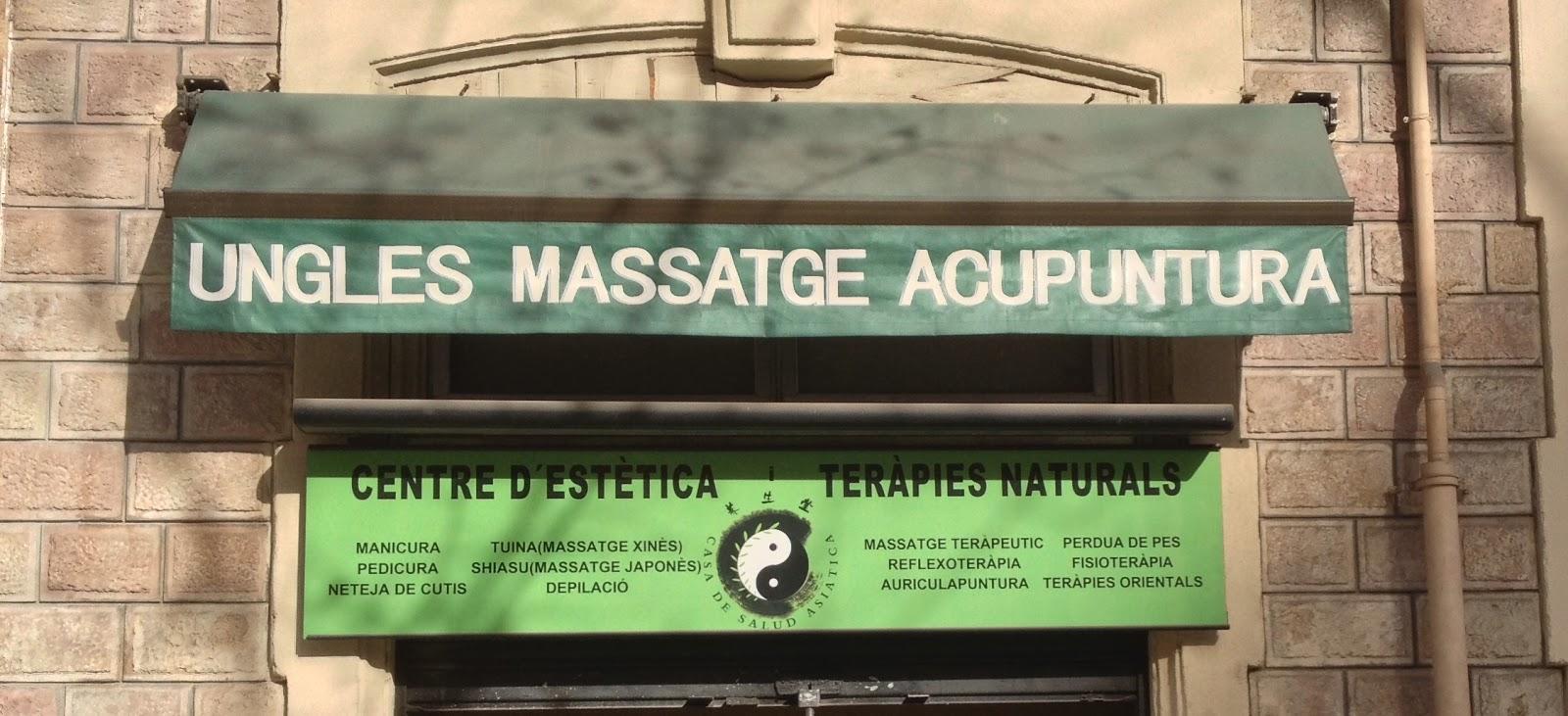 centros estética y medicinas tradicionales masajes acupuntura uñas