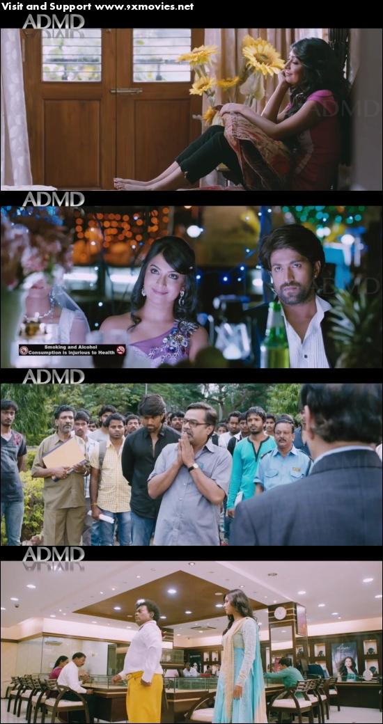 Mr & Mrs Ramachari 2016 Hindi Dubbed 480p HDRip