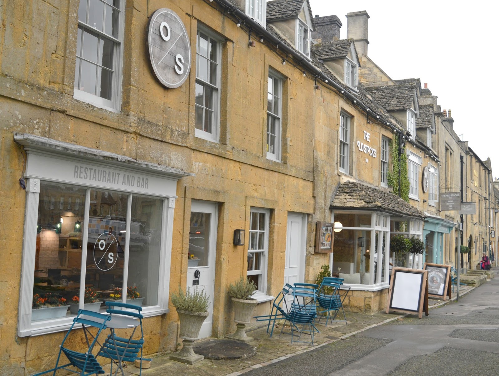 Spend a day in the Cotswolds - Stow on the Wold