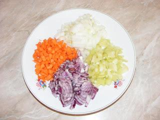 retete cu ceapa ardei si morcovi, retete cu legume, preparate din legume,