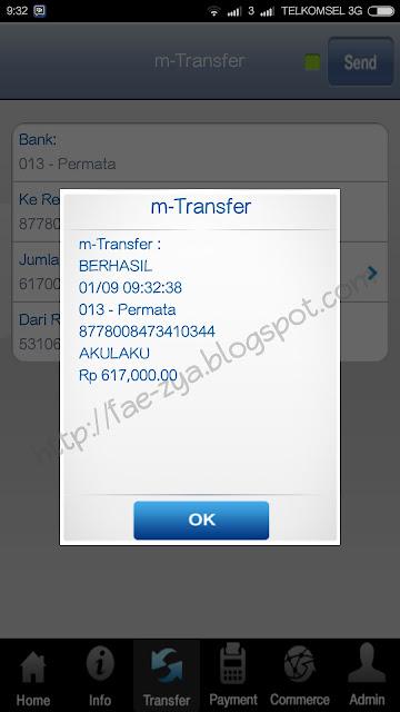 Cara melakukan pembayaran di AKulaku dengan Mobile Banking BCA