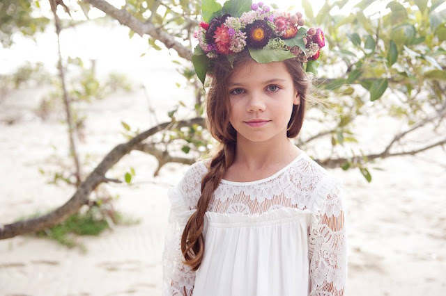 HANDMADE FLOWER GIRL DRESSES SYDNEY