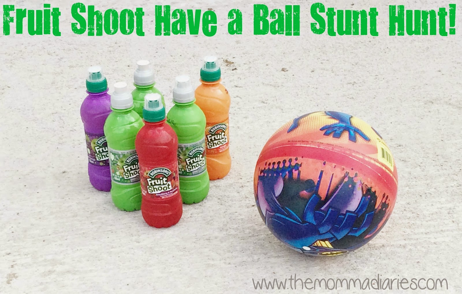 #fruitshoot #stunthunt