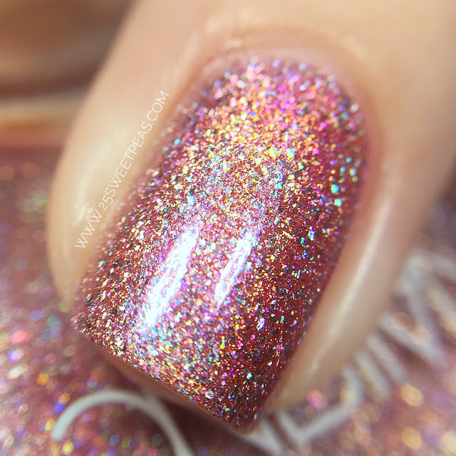 Nails Inc Ghetto Galactic