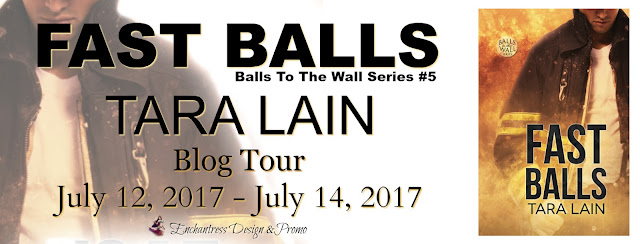 Blog Tour: Guestpost, Excerpt & Giveaway  Tara Lain - Fast Balls (Balls To The Walls #5)