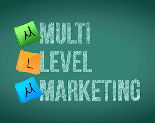 Hukum MLM (Multi Level Marketing)