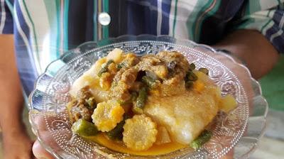 Kuliner Identitas Masing-masing Daerah di Kalimantan Selatan