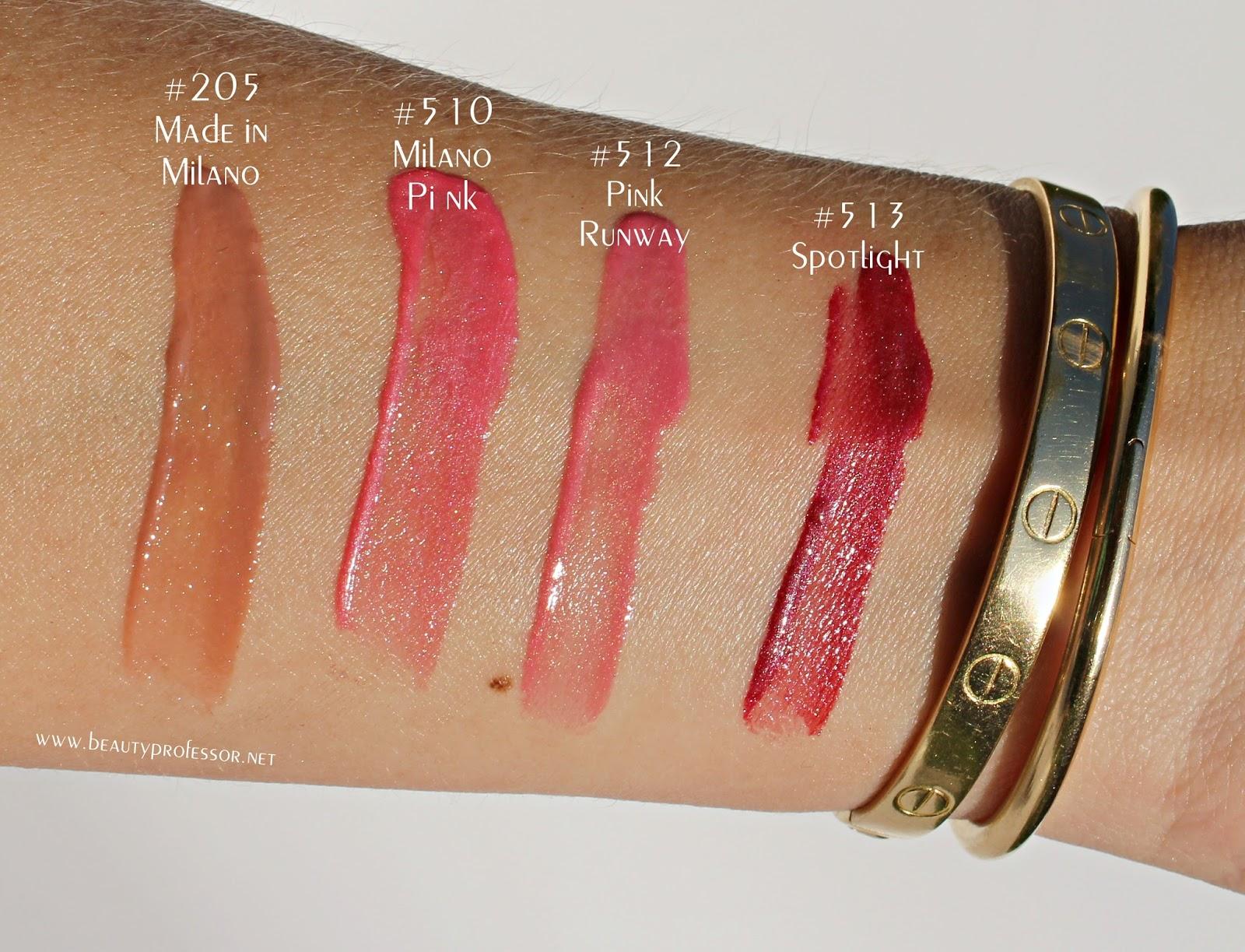 Ecstasy Lacquer Lip Gloss by Giorgio Armani Beauty #6