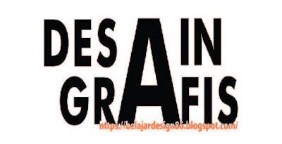 Transformasi dasar tipografi dalam gambar desain grafis