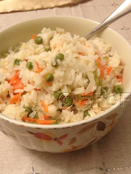 Guatemalan Style Rice