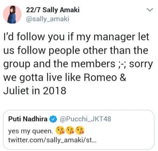 Amaki Sally Twitter Account Quotes JKT48.png