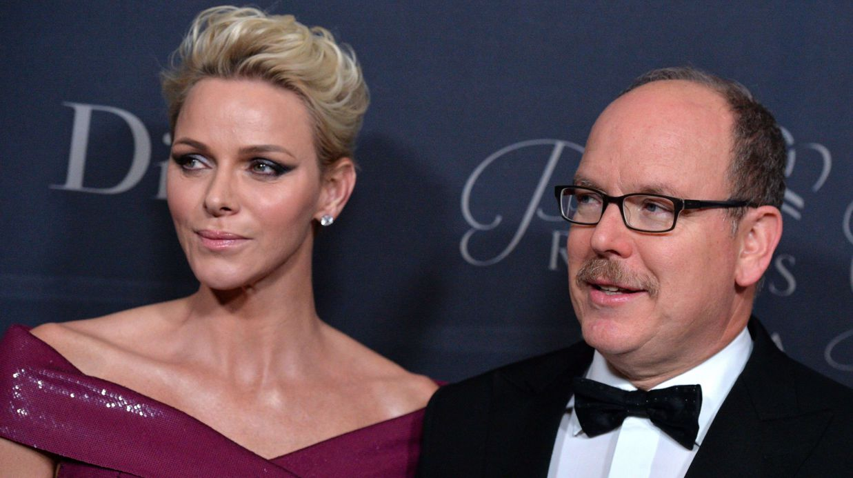 c4564e8a6a Princess Charlene Wears Ralph Lauren to the Princess Grace Awards 2017.  posted by The Royal Couturier ...
