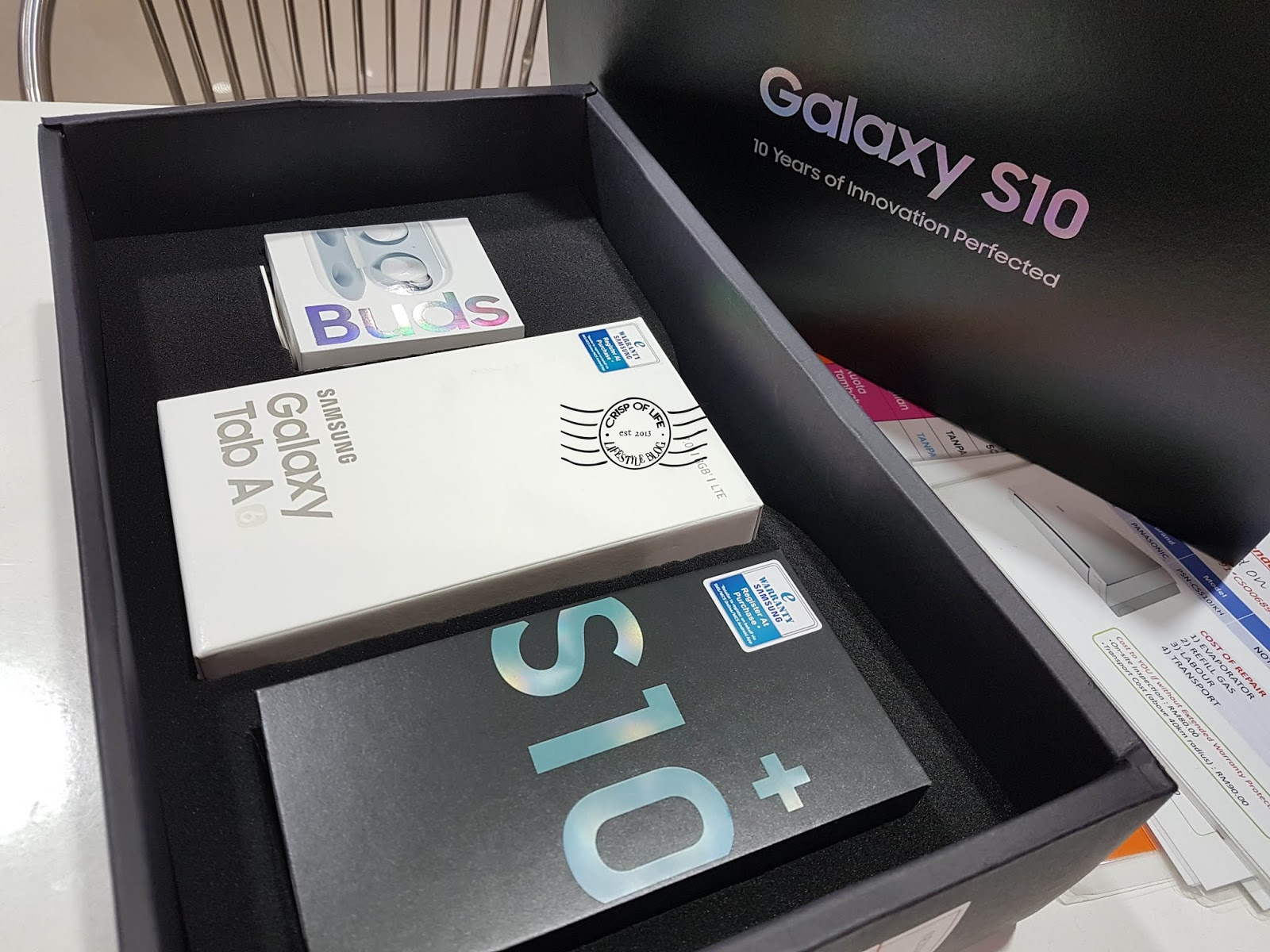 Samsung Galaxy S10+ Hands On User Review