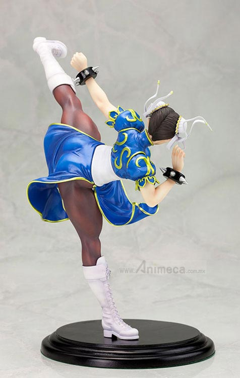 FIGURE CHUN LI Street Fighter Bishoujo STREET FIGHTER KOTOBUKIYA