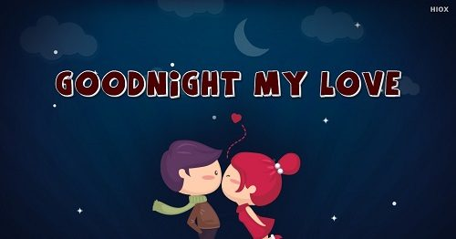 Beautiful Good Night Kiss Images