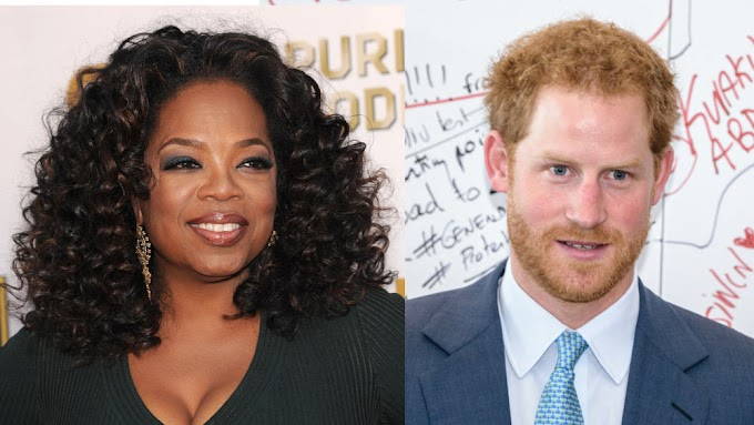 Oprah and Prince Harry Team Up for Mental Health Series