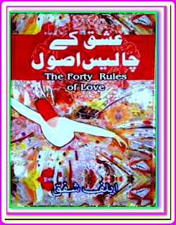 Love The Forty Rules Of Love in Urdu Books By Elif Shafak PDF Download