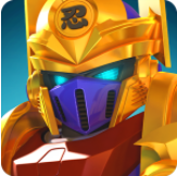 Herobots Build to Battle Apk - Free Download Android Game