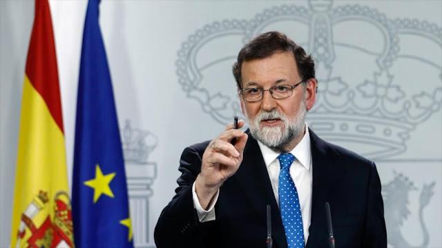 Rajoy sobre elecciones: Independentistas han ido perdiendo apoyos