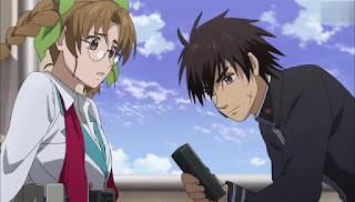 Full Metal Panic! Invisible Victory – Episódio 04