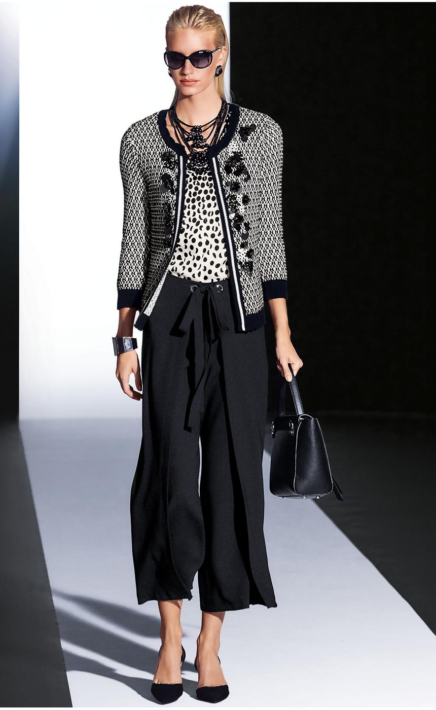 MADELEINE Embellished Blazer