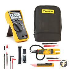 Jual Fluke Multimeter Kit 114 Harga Murah