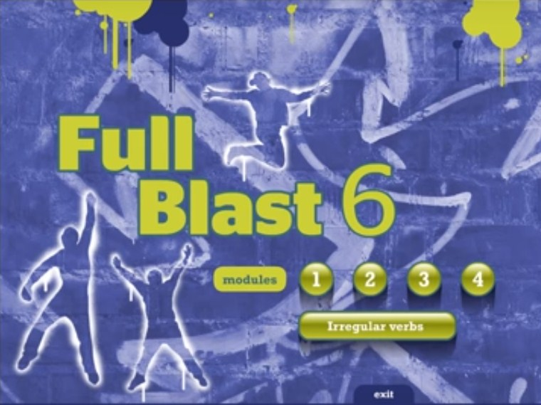 تحميل كل ما يخص منهج فل بلاست full blast 6 , كتاب , شرح , مراجعات , امتحانات , فيديوهات