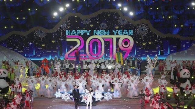 افظل صور احتفالات برأس السنة الجديدة 2019