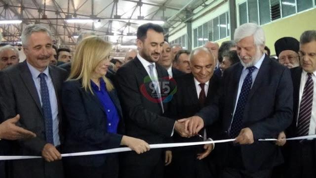 """Χαρίτσης στην """"Πελοπόννησος Expo"""": Μπορούμε να τα καταφέρουμε (βίντεο)"""