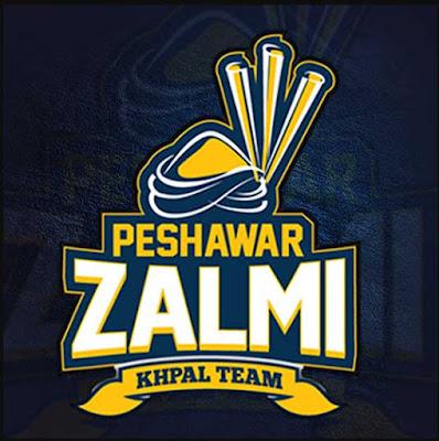 Peshawar Zalmi squad 2018