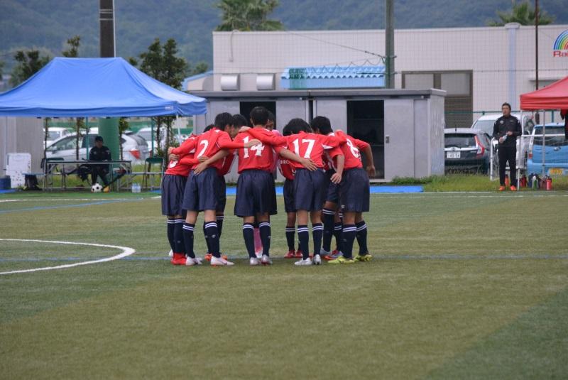 おチビのサッカー日記: Honda CUP クラブの部決勝 (vs浜松FC)