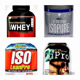 Las proteínas sin carbohidratos permiten ganancia de masa muscular