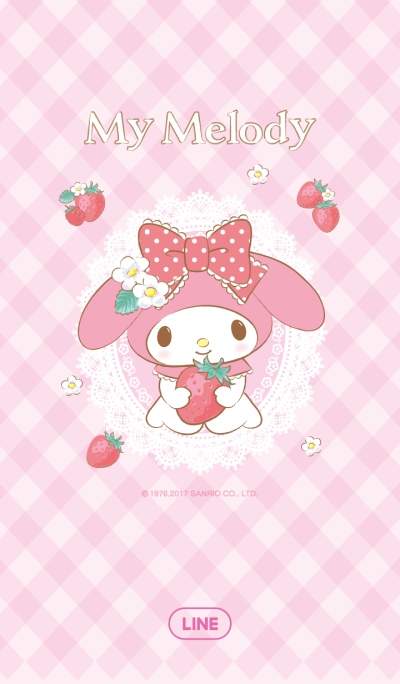 My Melody: Strawberry Sweetness