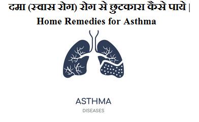 अस्थमा (ASTHMA) का इलाज़ कैसे करे