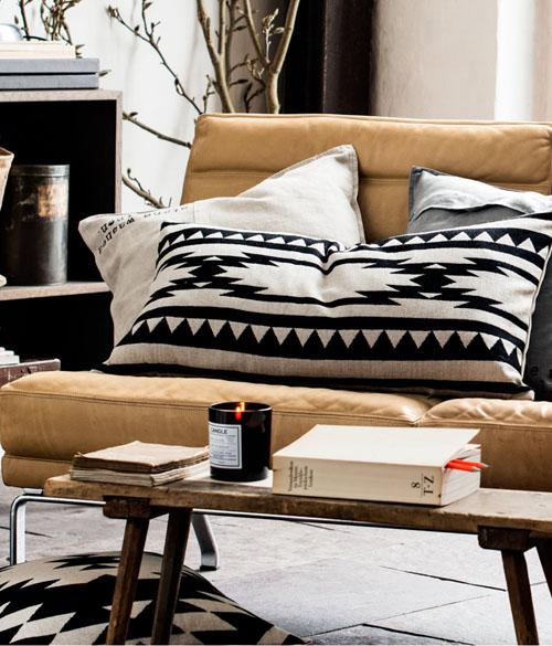 a faded palette h m home autumn 2013. Black Bedroom Furniture Sets. Home Design Ideas