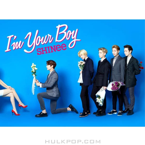 SHINee – I'm Your Boy (Japanese) (FLAC + ITUNES PLUS AAC M4A)