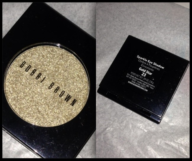 Organic Glam Bobbi Brown Sparkle Eye Shadow Swatches And Review