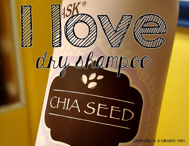 Hask Chia Seed Volumizing Dry Shampoo